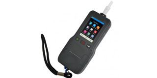 Breath Analyser with Inbuilt Printer A600