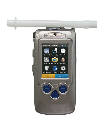 Breath Analyser with Inbuilt Printer AT8900