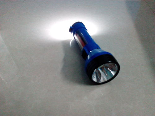 Solar-LED-Rechargeable-Torch-SLL-125