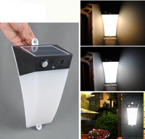 400 lumens Solar Garden Motion Light