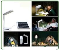 Foldable Solar Emergency Light
